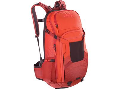 Evoc FR Trail 20l orange/chili red