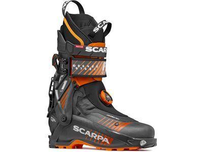 Scarpa F1 LT 2021, carbon/orange - Skiboots