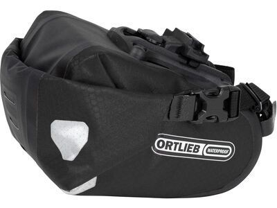 Ortlieb Saddle-Bag Two 1,6 L, black matt - Satteltasche