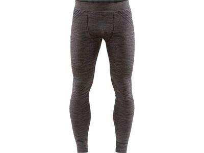 Craft Fuseknit Comfort Pants M black melange
