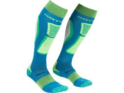Ortovox Merino Ski Rock'n'Wool Socks M blue sea