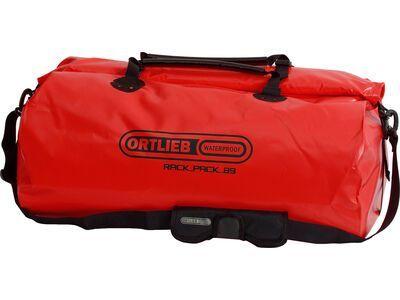 Ortlieb Rack-Pack 89 L, red - Reisetasche