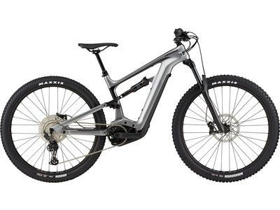 Cannondale Habit Neo 4 grey 2021