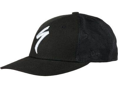 Specialized New Era Trucker Hat S-Logo black/dove grey