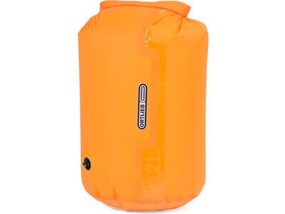 Ortlieb Dry-Bag PS10 Valve - 12 L, orange - Packsack