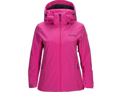 Peak Performance W Anima Jacket, power pink - Skijacke