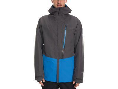 686 GLCR Gore-Tex GT Jacket, strata blue colorblock - Snowboardjacke