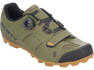 Scott MTB Elite Boa Shoe green moss/black