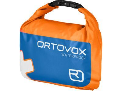 Ortovox First Aid Waterproof, shocking orange - Erste Hilfe Set