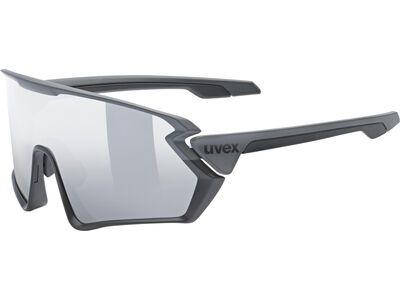 uvex sportstyle 231 mirror silver grey black mat