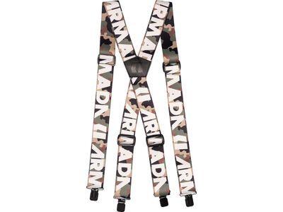Armada Stage Suspenders, camo - Hosenträger