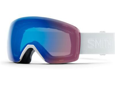 Smith Skyline, white vapor/Lens: cp storm rose flash - Skibrille