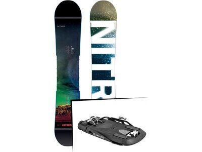 Set: Nitro Team Exposure Gullwing 2019 + Nitro Clicker black