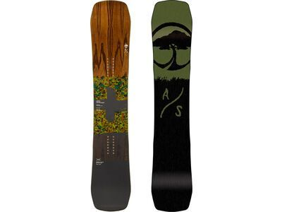 Arbor Westmark Camber Frank April Edt. 2020 - Snowboard