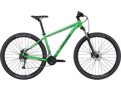 Cannondale Trail 7 - 27.5 green 2021