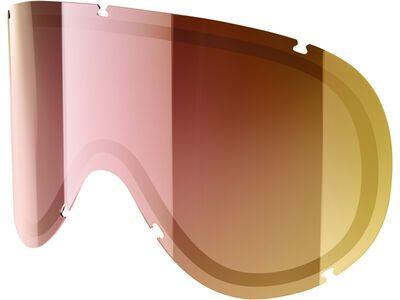 POC Retina Clarity Spare Lens, spektris rose gold - Wechselscheibe