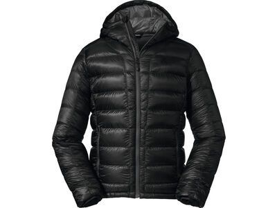 Schöffel Down Jacket Lodner M, black - Daunenjacke