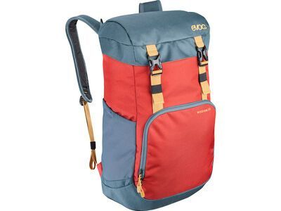 Evoc Mission, chili red-slate - Rucksack