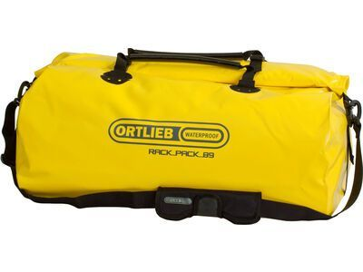 Ortlieb Rack-Pack 89 L, sunyellow - Reisetasche