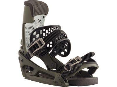 Burton Malavita EST 2020, dark gray - Snowboardbindung