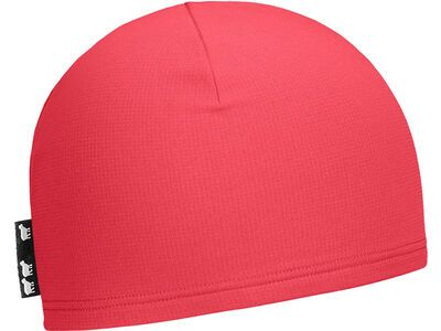 Ortovox Fleece Light Beanie, hot coral - Mütze