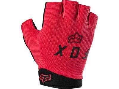 Fox Ranger Glove Gel Short, bright red - Fahrradhandschuhe