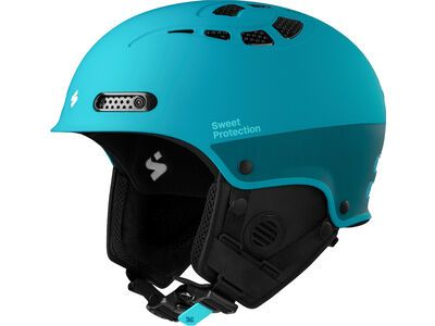 Sweet Protection Igniter II, matte aquamarine - Skihelm
