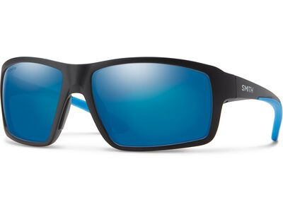 Smith Hookshot Chromapop Polarized Blue Mirror matte black