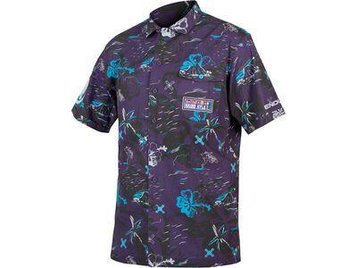 Endura Kriss Kyle Red Bull Collab Shirt Hawaiian Print