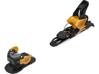 Salomon Warden MNC 11 90 mm, lemon/chrome - Skibindung