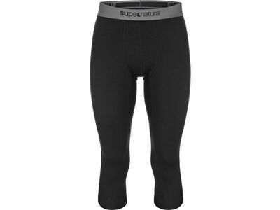 SuperNatural M Base 3/4 Tight 175, jet black - Unterhose