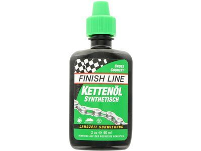 Finish Line Wet Lube / Cross Country Kettenöl - 60 ml