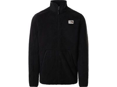 The North Face Men's Campshire Full-Zip Jacket tnf black