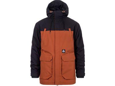 Horsefeathers Cordon Jacket, brick - Snowboardjacke