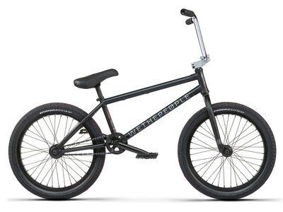 WeThePeople Trust FC 2021, matt black - BMX Rad