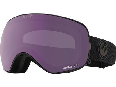Dragon X2s - Lumalens Violet split