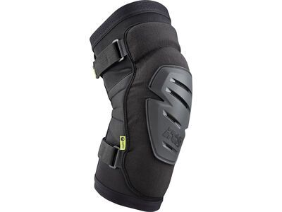 IXS Carve Race Knee Guard, black - Knieschützer