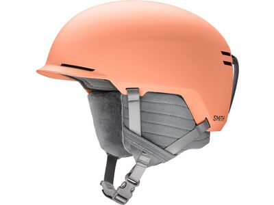 Smith Scout, matte salmon - Snowboardhelm