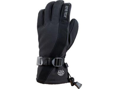 686 Women's Gore-Tex Linear Glove, black - Snowboardhandschuhe
