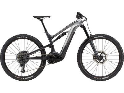 Cannondale Moterra Neo Carbon 2 27.5 grey 2021
