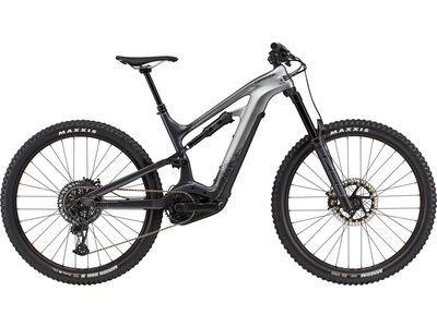 Cannondale Moterra Neo Carbon 2 27.5 2021, grey - E-Bike