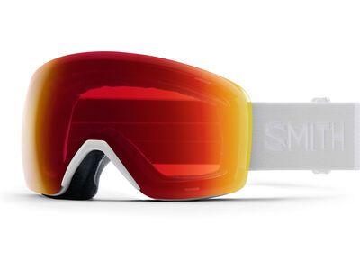 Smith Skyline, white vapor/Lens: cp photochromic red mir - Skibrille