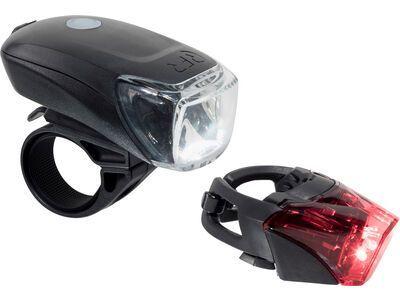 Cube RFR Beleuchtungsset Tour 35 USB, black