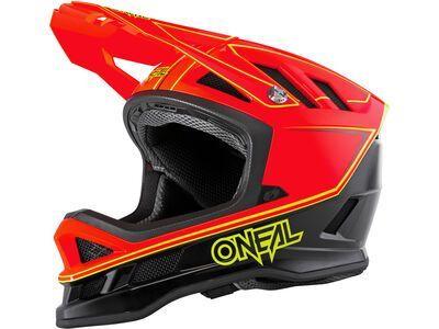ONeal Blade Hyperlite Helmet Charger neon red