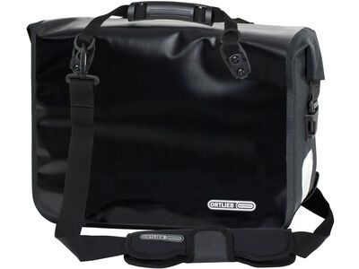 Ortlieb Office-Bag QL3.1 L, black - Fahrradtasche