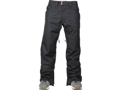 Nitro L1 Americana Pants, black - Snowboardhose