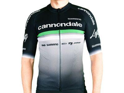 Cannondale CFR Replica Jersey Team 2020, black - Radtrikot