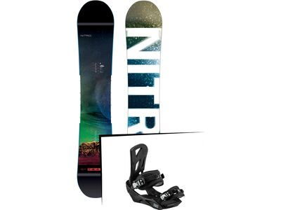 Set: Nitro Team Exposure Gullwing 2019 + Nitro Staxx pepper