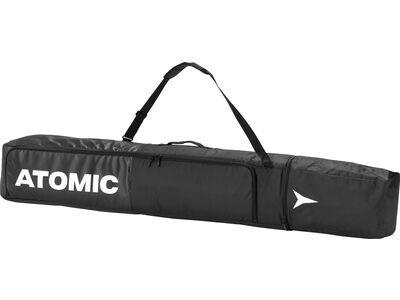 Atomic Double Ski Bag, black/white - Skitasche