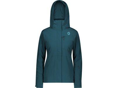 Scott Ultimate Dryo 10 Women's Jacket, majolica blue - Skijacke